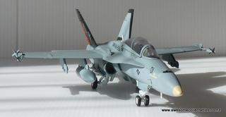 1/72 F/A-18D Hornet 'Fighting Bengals'