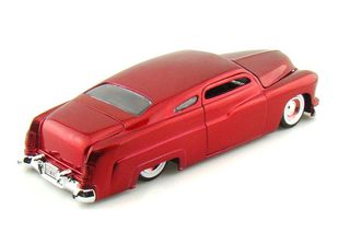 1/24 1951 Mercury Custom Car (Red)