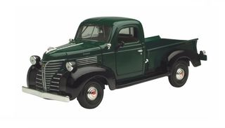 1/24 1941 Plymouth
