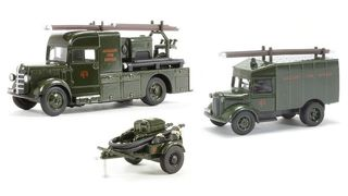 1/76 Auxiliary Fire Service Set