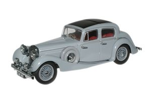 1/43 1930-1949 SS Jaguar 2.5 L Saloon Grey