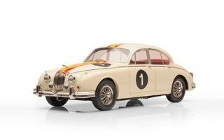 1/18 1962 Bob Jane 3.8 Mark II Jag