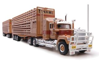 1/64 Tanami Double Trailer