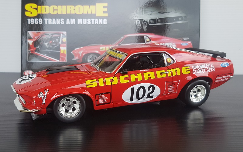 Sidchrome Mustang #102