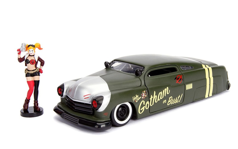 1/24 1951 Mercury Coupe